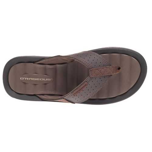 O'Rageous Men's Cartago Thong Sandals - view number 4