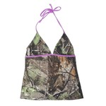 Realtree Junior's APG Halter Tankini Swim Top
