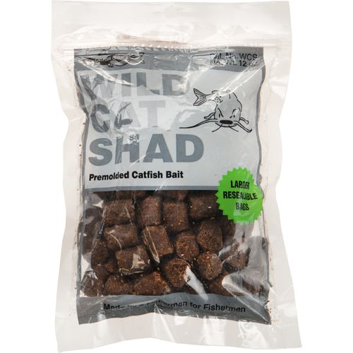 Display product reviews for Catfish Charlie Wildcat Shad 12 oz. Dough Ball Bait