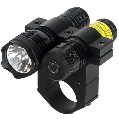 Image for BSA 650nm Tactical Weapon Red Laser Sight with Flashlight from Academy