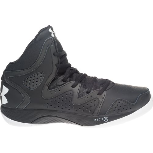 Under Armour  Men s Micro G  Ion Basketball Shoes