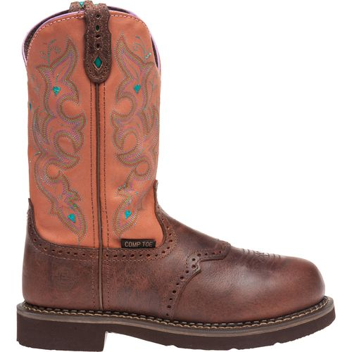 Image for Justin Women's Gypsy® Wellington Work Boots from Academy