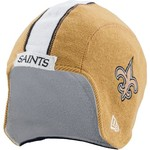 New Era Men's New Orleans Saints Knit Pigskin Cap