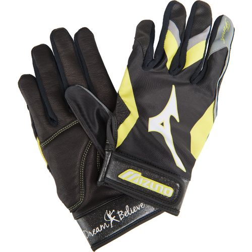 Image for Mizuno Women's Jennie Finch Batting Gloves from Academy