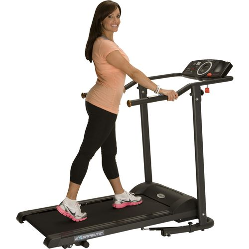 Exerpeutic 440XL Super Heavy-Duty Walking Treadmill - view number 5