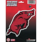 Tag Express University of Arkansas Die-Cut Decal