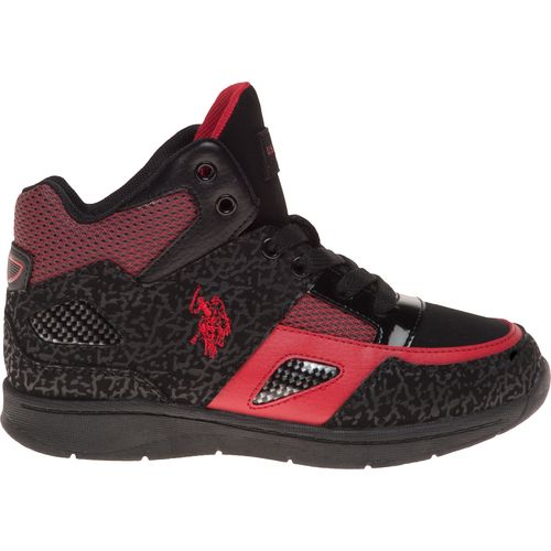U.S. Polo Boys  Frazier 2 U Basketball Shoes