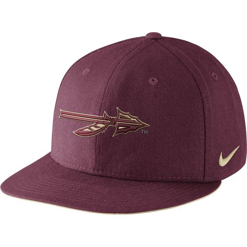 Nike™ Men's Florida State University Players True Snapback Cap