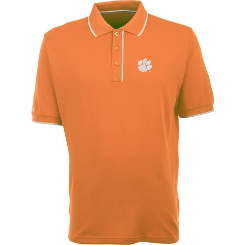Antigua Men's Clemson University Elite Polo