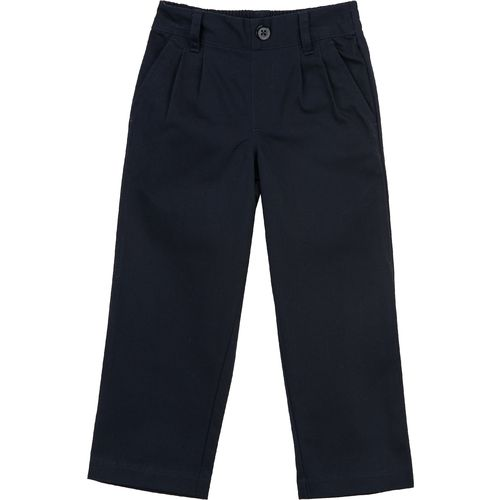 Austin Trading Co. Toddler Boys' Pleat Front Twill Uniform Pant