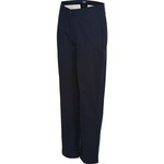 Austin Trading Co.™ Men's School Uniform Flat Front Twill Pant