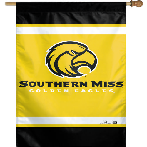 WinCraft University of Southern Mississippi Vertical Flag