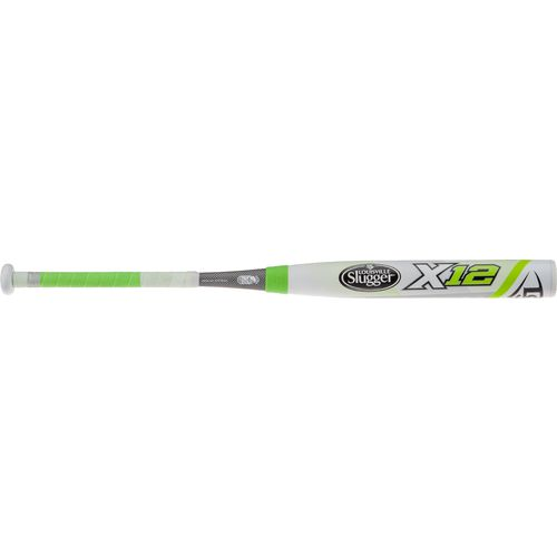 Louisville Slugger Women's X12 Fast-Pitch Softball Bat -12 - view number 2