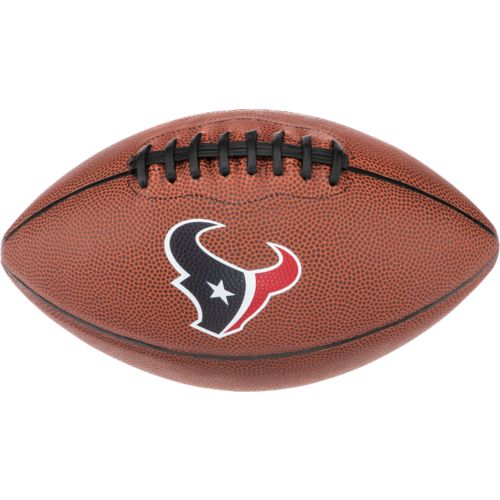 NFL Houston Texans RZ-3 Pee-Wee Football - view number 1