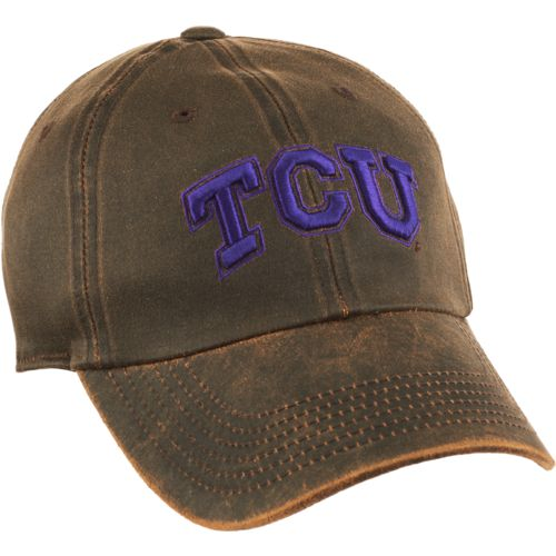 Top of the World Adults' Texas Christian University Scat Cap - view number 1