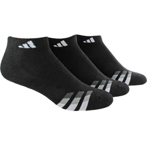 adidas™ Men's climalite® Low-Cut Socks 3-Pair