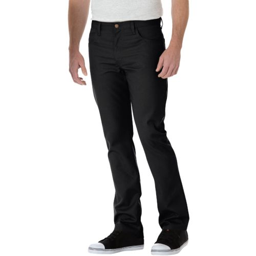 Dickies Men's Slim Fit Straight Leg 5-Pocket Twill