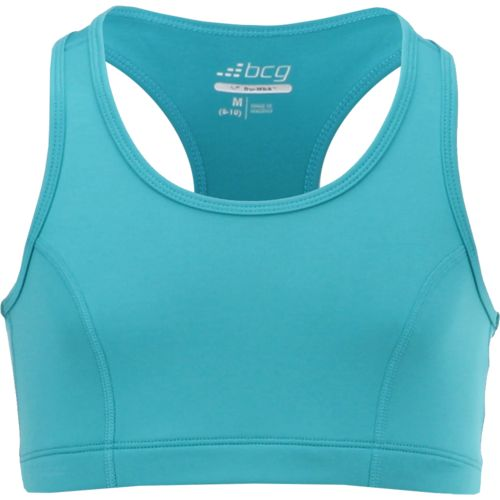 BCG Girls' Solid Sports Bra - view number 1