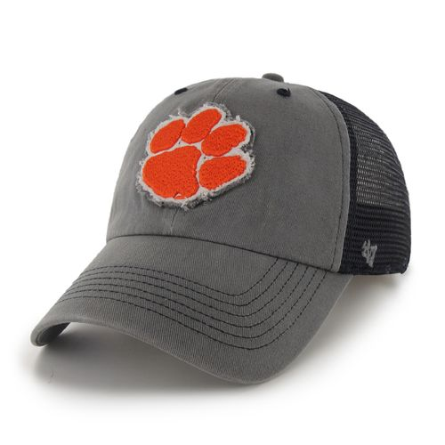 '47 Men's Clemson University Blue Mountain Closer Mesh Cap