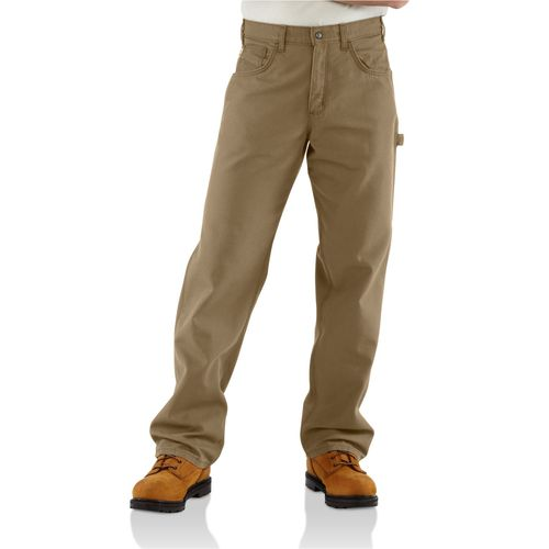 Carhartt Men's Loose Fit Canvas Carpenter Jean