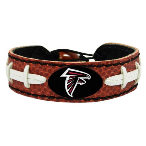 GameWear Atlanta Falcons Classic NFL Football Bracelet
