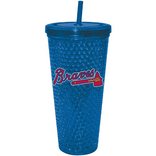 Hunter Atlanta Braves 22 oz. Ice Sip N Go Tumbler with Lid and Straw