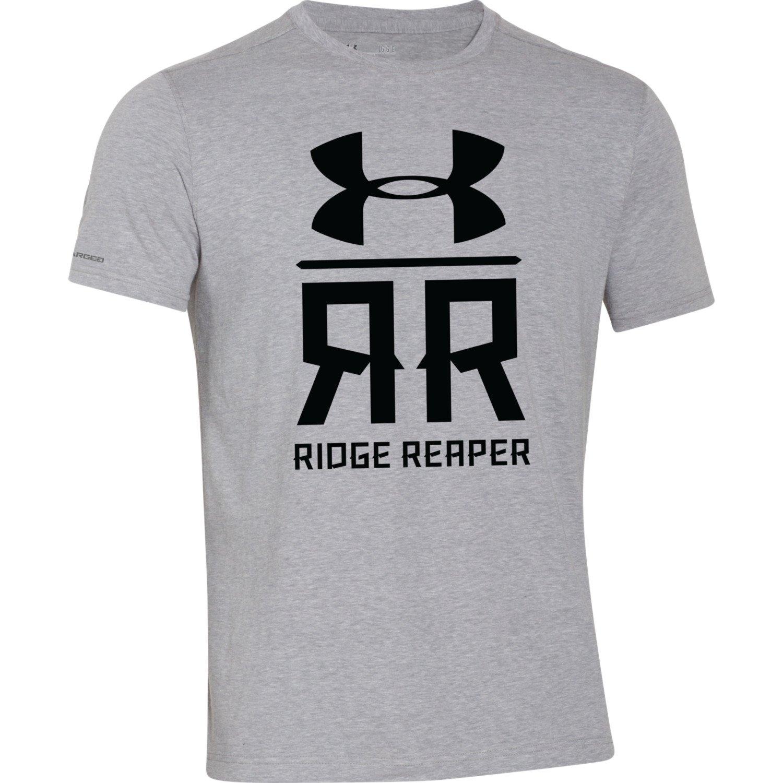 Under Armour® Men's Ridge Reaper Logo T-shirt