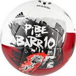 adidas Adults' Messi Pibe de Barrio Soccer Ball
