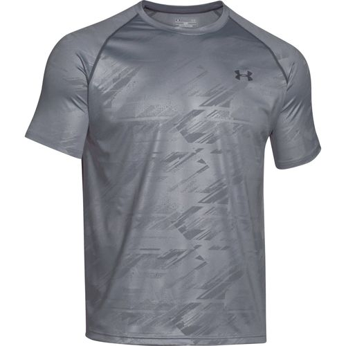 Image for Under Armour® Men's UA Tech™ Emboss T-shirt from Academy