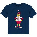 Majestic Toddlers' St. Louis Cardinals Home Run Mascot T-shirt