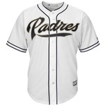 Majestic Men's San Diego Padres Cool Base® Replica Jersey