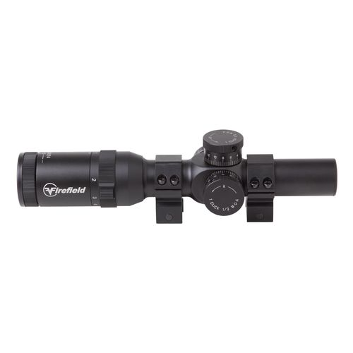 Firefield 1 - 6 x 24 First Focal Plane Illuminated Riflescope - view number 3