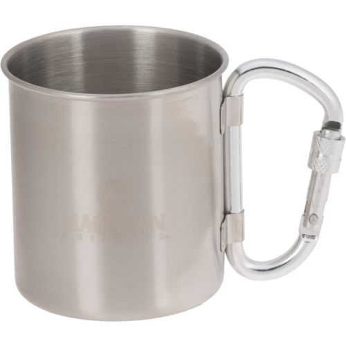 Magellan Outdoors 10 oz Coffee Mug with Carabiner