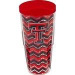 Tervis Texas Tech University Chevron 24 oz. Tumbler with Lid