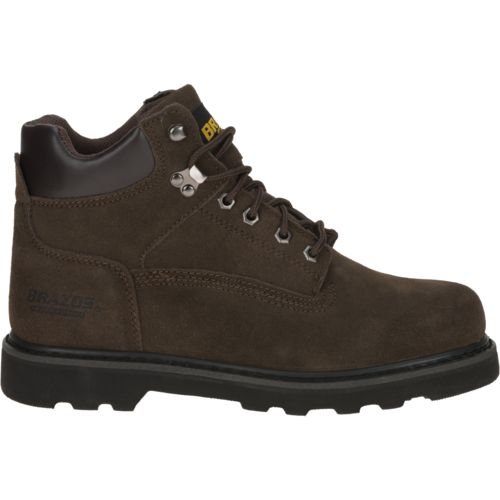 Display product reviews for Brazos Men's Dane IV Work Boots