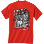 New World Graphics Men's Texas Tech University Best Seat T-shirt