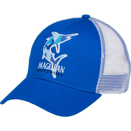 Magellan Outdoors™ Men's Camo Marlin Trucker Cap