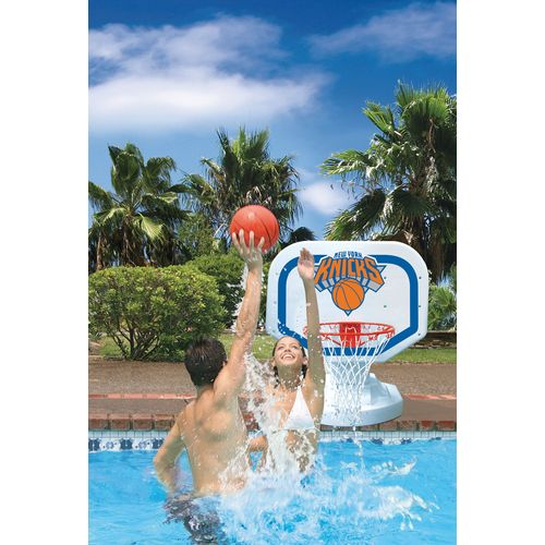 Poolmaster® New York Knicks Competition Style Poolside Basketball Game - view number 2