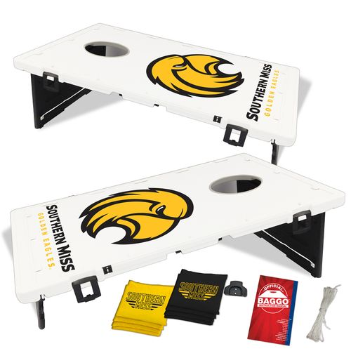BAGGO® University of Southern Mississippi Beanbag Toss Game