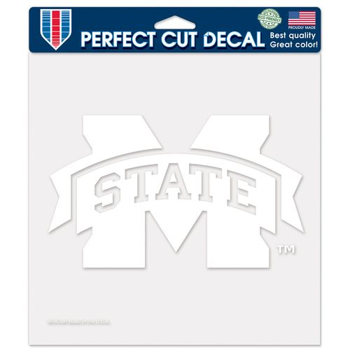 WinCraft Mississippi State University Perfect Cut Decal