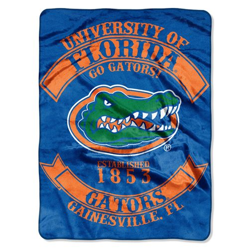 The Northwest Company University of Florida Rebel Raschel Throw