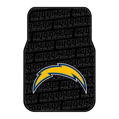 Hot The Northwest Company San Diego Chargers Front Car Floor Mats 2-Pack