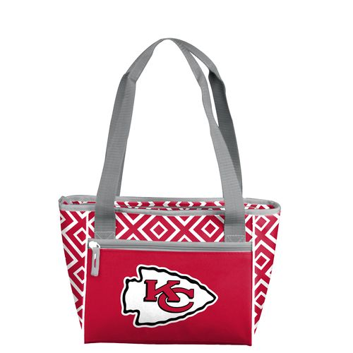 Logo™ Kansas City Chiefs Double Diamond Cooler Tote