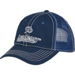 Academy Sports + Outdoors™ Men's Basic Logo Mesh Trucker Hat