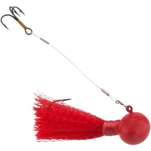 Display product reviews for Hoppy's 1 oz. Sauger Jig with Stinger Hook