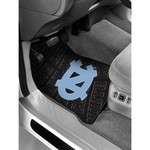 The Northwest Company University of North Carolina Car Floor Mats 2-Pack