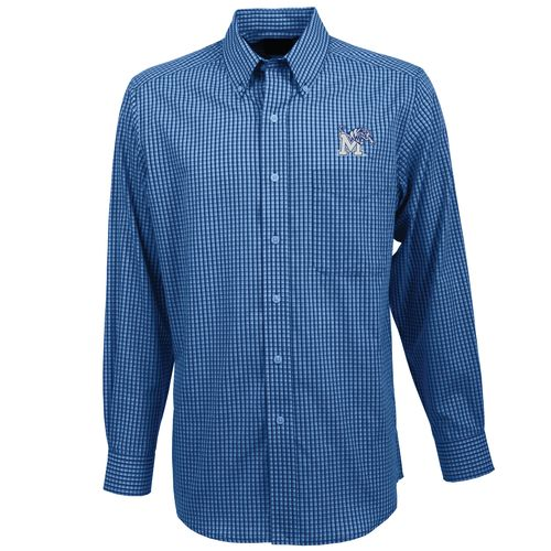 Antigua Men's University of Memphis Associate Button-Down Shirt