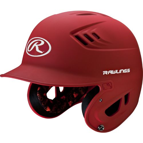 Display product reviews for Rawlings Juniors' R16 Matte Finished Batting Helmet