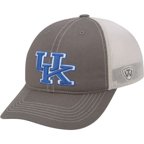 Top of the World Adults' University of Kentucky Putty Cap