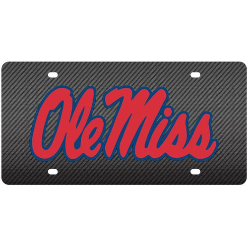 Stockdale University of Mississippi License Plate